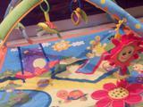 Детский игровой развивающий коврик
